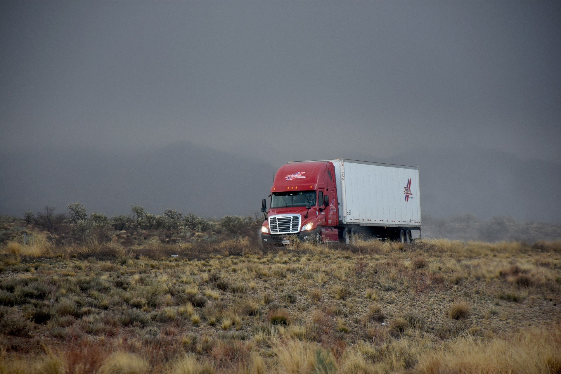 I Used Trucking To See This Beautiful Country