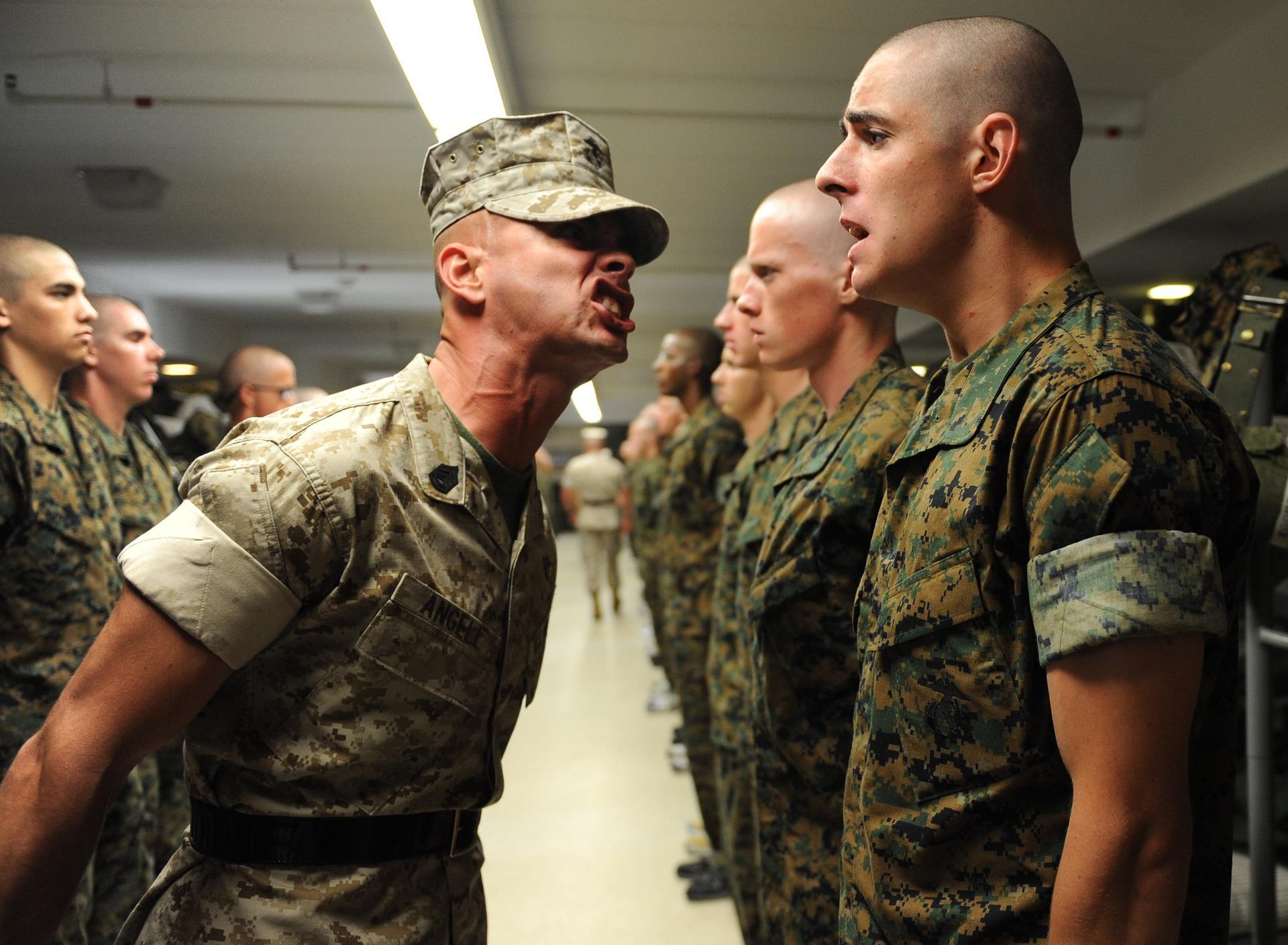 Strong Men Teaching Weak Men To Be Stronger