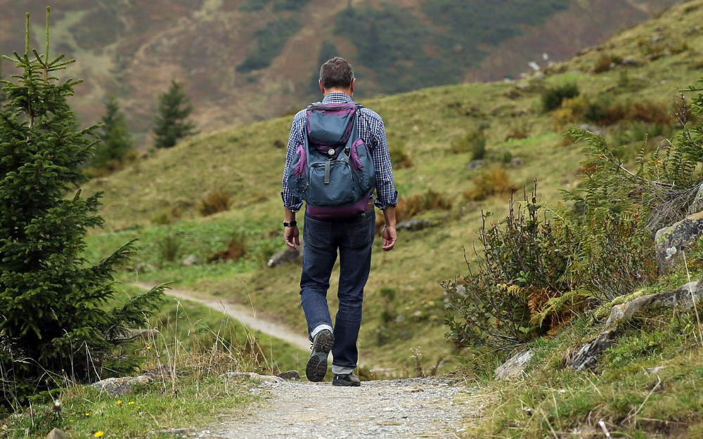 Hiking To Increase A Healthy Lifestyle